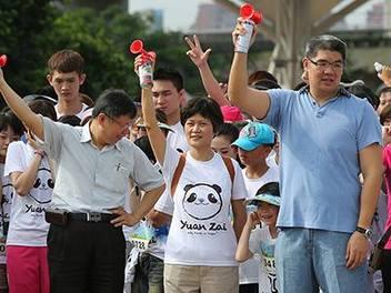 攝影記者眼中的2014台北市長大選