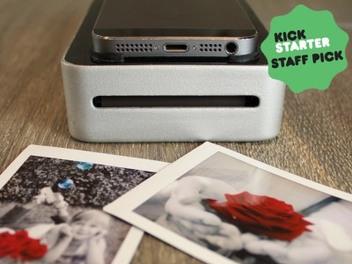 手機攝影隨身印新選擇 SnapJet ,直接掃描就可進行列印!