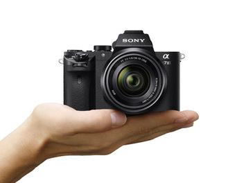 全球首款內建五軸影像穩定技術  Sony α7 II傲視登場