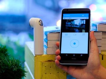 行動攝影新玩法:HTC RE 試用報告