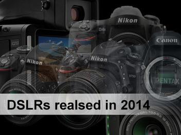 器材控歲末話題:2014年度DSLR總回顧