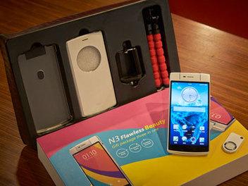 OPPO N3攜手遠傳電信,1/17於全台遠傳門市開賣