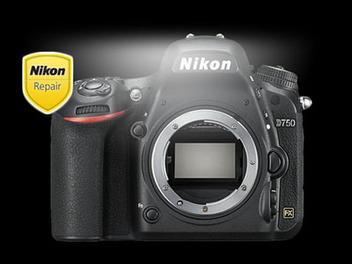 Nikon D750耀光問題解決方案:以產品序號、機底黑點,判斷是否需要送回檢測