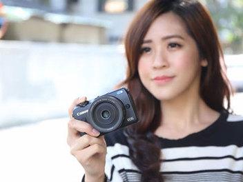 Canon EOS M2 在台上市, 文青、生活隨拍、輕旅行首選小單眼