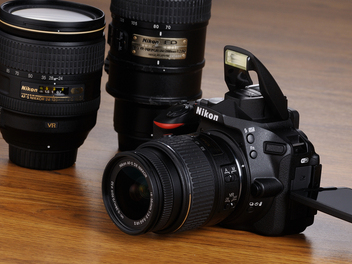Nikon D5500實測體驗:身材更輕更小,觸控無所不能