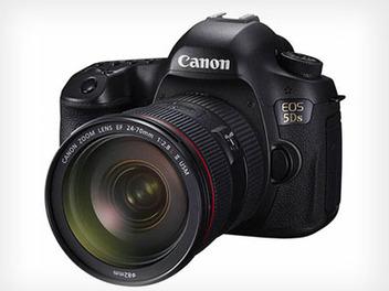 Canon EOS 5Ds外觀規格曝光?搭載5060萬畫素全幅感光元件,不支援4K錄影?
