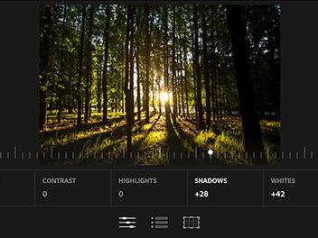 Adobe Lightroom Mobile 動手玩:Android 手機 修圖 新選擇