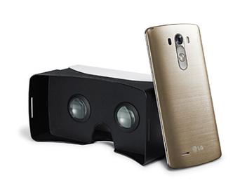 LG G3與GOOGLE CARDBOARD聯袂出擊, 讓行動虛擬實境豐富使用者的每一天