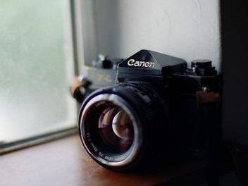 經典老相機系列:Canon F-1