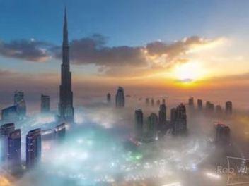 超強動態縮時影片Dubai Flow Motion,杜拜這樣遊更好玩!