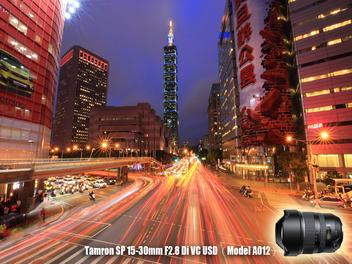 TAMRON SP 15-30mm F2.8 Di VC USD(A012)首測Part Ⅰ