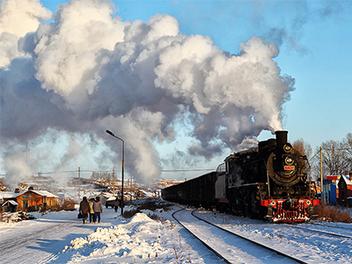 追煙!內蒙與新疆的蒸汽火車之旅-黃威勝專訪