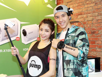 Sony新一代Action Cam運動攝影機「破風」登台,4K高畫質動感體驗