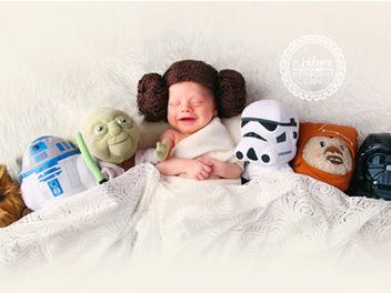 21張可愛寶寶Cosplay,攝影爸媽的經典不敗招數!