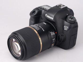 TAMRON SP 90mm F2.8 Di MACRO 1:1 VC USD(Model F004) 畫質與性能兼具的防震微距鏡