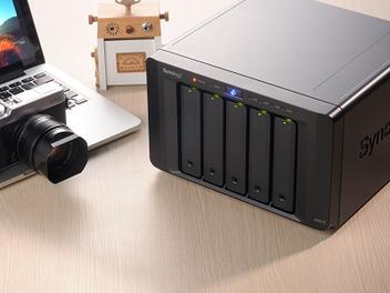 編輯嚴選的NAS:Synology DiskStation DS1515微開箱