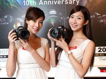 Canon EOS 5Ds、5Ds R強勢登台,單機身103,900、109,900元,明日起正式上市