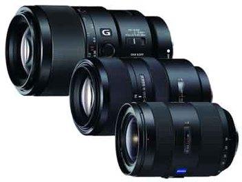 Sony 三款α全新鏡頭齊發:影像品質全面致勝