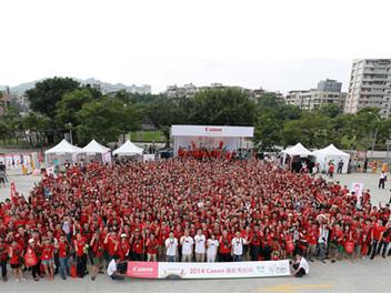 2015 Canon攝影馬拉松線上報名開跑,參賽人數增加至1,500名額,大幅提升中籤率!