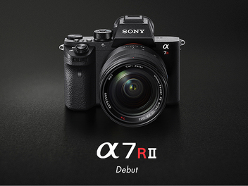 Sony α7RⅡ有可能成為今年最重要相機的六大理由