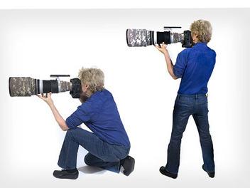 使用單眼拍照時怎麼站才正確?攝影人必知的6招無痠痛拍攝秘訣