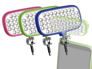 Metz Mecalight LED-72 Smart智慧型手機/平板電腦專用持續光
