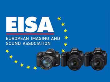 Canon 榮獲 EISA 歐洲影音協會年度三項大獎「最佳專業數位單眼」、「最佳進階數位單眼」及「最佳專業鏡頭」