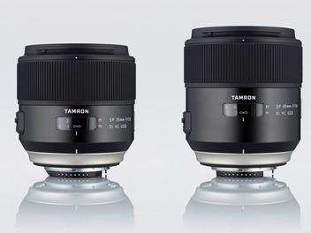 重新定義影像新時代的 SP 系列鏡頭 - TAMRON SP 35mm F1.8 Di VC USD(F012)及SP 45mm F1.8 Di VC USD(F013)正式發佈!!