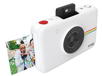 寶麗來推出第二款新數位拍立得Polaroid Snap
