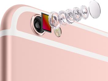 iPhone 6s的iSight畫素終於升到1,200萬,但「1.22µ pixels」是什麼?