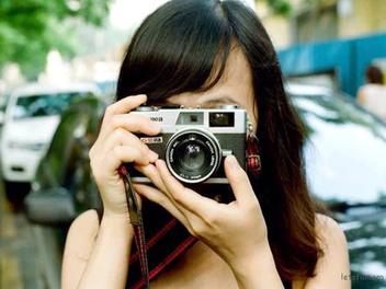 為什麼要找一個會拍照的女朋友?