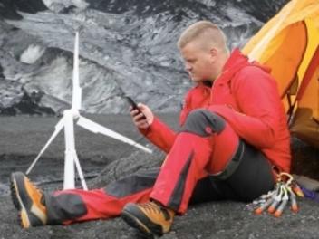 超迷你風力發電機,手機充電沒問題(內附影片)
