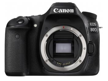 升級45點自動對焦 Canon EOS 80D正式發佈