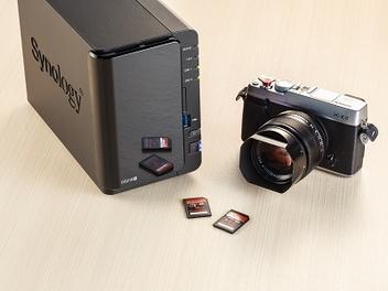 擁抱安全與自主的影像管理 – Synology DiskStation DS216+