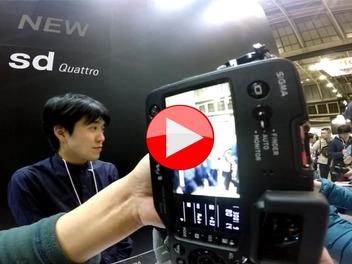 CP+ 2016器材試用影片大補貼....Canon 80D、Nikon D5∕D500、PENTAX K-1、Sony α6300、SIGMA sd Quattro