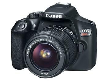 Canon 發表 1300D 入門級 DSLR,單鏡組售價不到兩萬