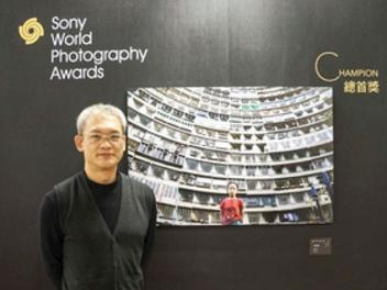 【2016 SWPA 台灣α7系列攝影比賽 總首總獎暨人像類別第一名】 林育毅:用心享受拍照的過程