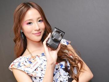 速度提升有感革新,Canon Powershot G7x Mark II 上市,售價 20,990 元