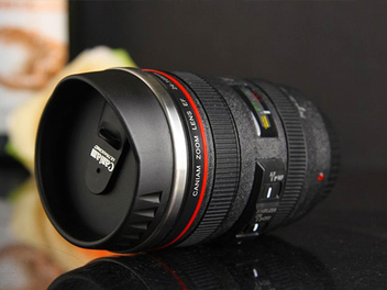 創意無限!Canon EF 24-105mm F4L IS USM造型電動鏡頭杯