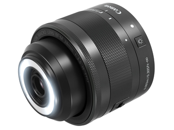 Canon全新EF-M 28mm f/3.5 Macro IS STM輕巧微距鏡頭正式發佈!