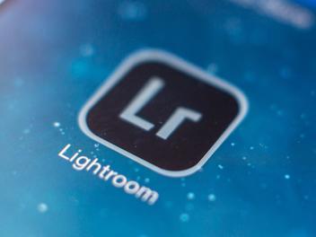 新版Lightroom Mobile已可支援RAW檔文件處理!