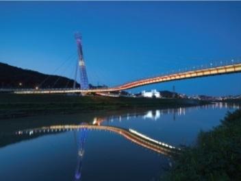 汐止星光橋 - 基隆河畔的小夜曲
