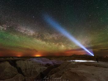 攝影師Matt Dieterich:捕捉雷尼爾山國家公園的壯麗夜景