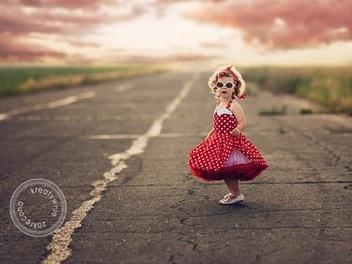 孩子變電影經典人物,萌翻人心的創意照片
