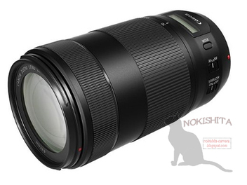 Canon EF 70-300mm F4-5.6 IS Ⅱ USM與EF-M 18-150mm IS STM實照曝光?