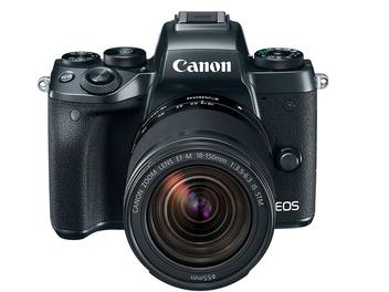 對焦性能大躍進,Canon EOS M5正式發佈!