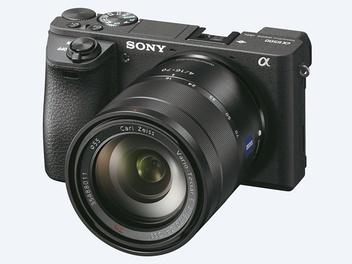 五軸防震、觸控螢幕,Sony 推出真正的 APS-C 旗艦 a6500!