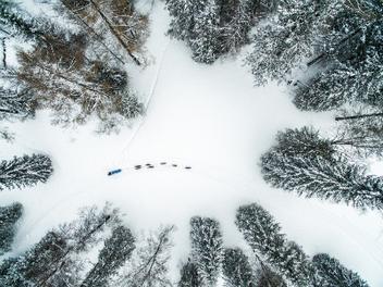 帶著愛與空拍機去旅行!15張絕美、靜謐的空拍作品