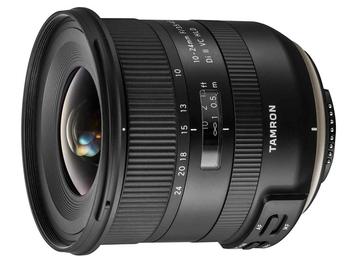 防震超廣角鏡頭,TAMRON 10-24mm F3.5-4.5 Di II VC HLD(B023)近期即將在台上市!