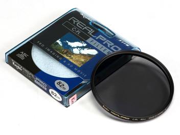 Kenko推出全新REAL PRO系列濾鏡,主打防水、防污、防塵三防效果